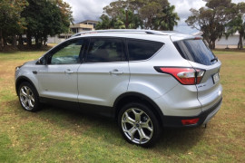 2018 MY18.75 Ford Escape ZG Titanium AWD Sedan Image 5