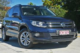 Volkswagen Tiguan 132TSI 4MOTION Pacific 5N MY13