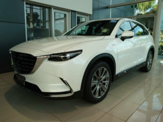 2020 MY0  Mazda CX-9 TC 100th Anniversary Suv image 2