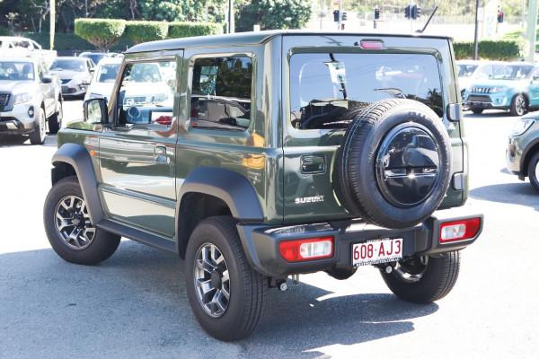 2020 Suzuki Jimny GJ GLX Hardtop Image 2