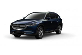 2020 Mazda CX-8 KG Series Asaki Suv Image 2