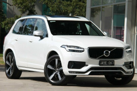 Volvo XC90 D5 Geartronic AWD R-Design L Series MY16