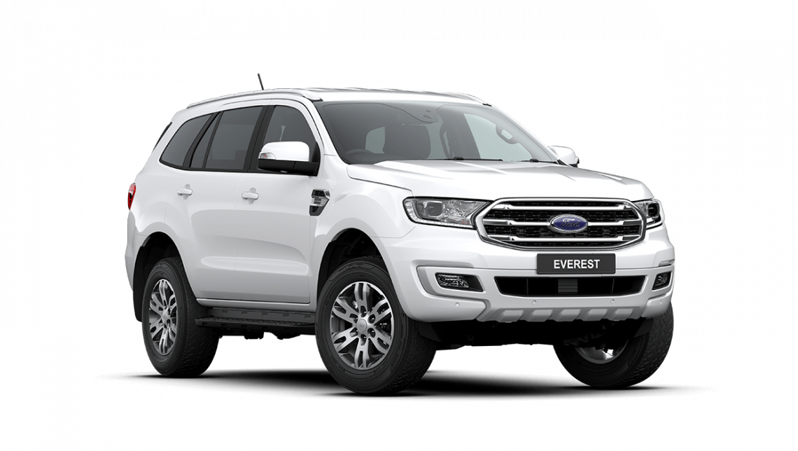 2020 MY20.75 Ford Everest UA II Trend 4WD Suv Image 1