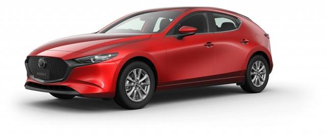 2021 Mazda 3 BP G20 Pure Hatchback Mobile Image 1
