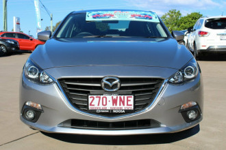 2016 Mazda 3 BM5278 Maxx SKYACTIV-Drive Sedan Image 3