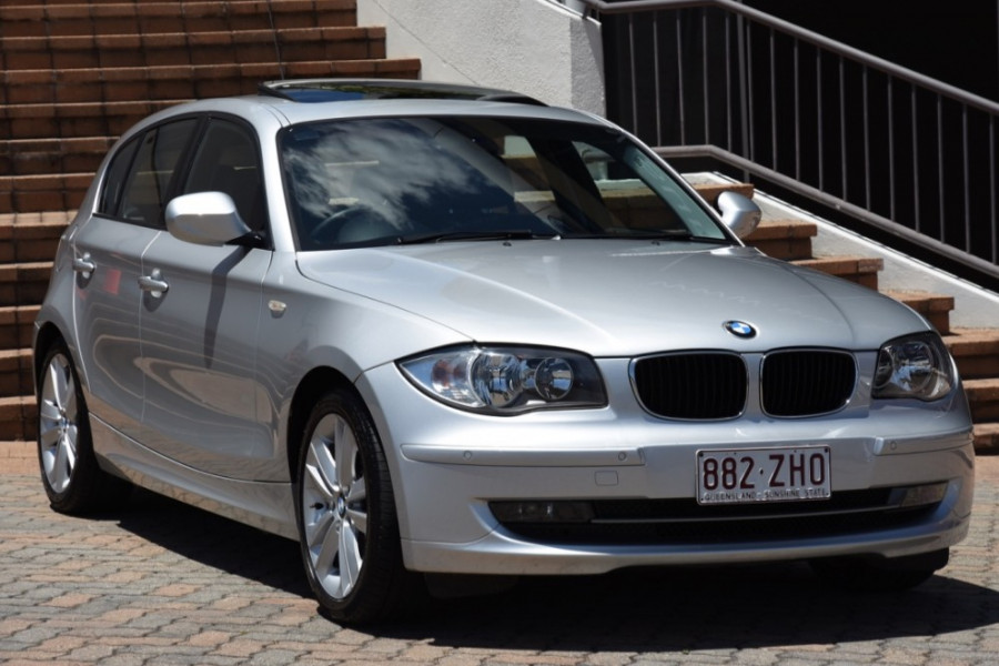 2010 BMW 1 Series E87 MY10 123d Hatchback
