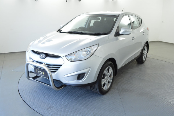 2011 Hyundai ix35 LM MY11 Active Wagon