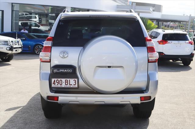 2014 Toyota Landcruiser Prado KDJ150R MY14 GXL Suv Image 3