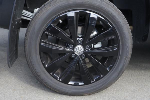 2020 Volkswagen Amarok 2H V6 Highline Black 580 S Utility Image 3
