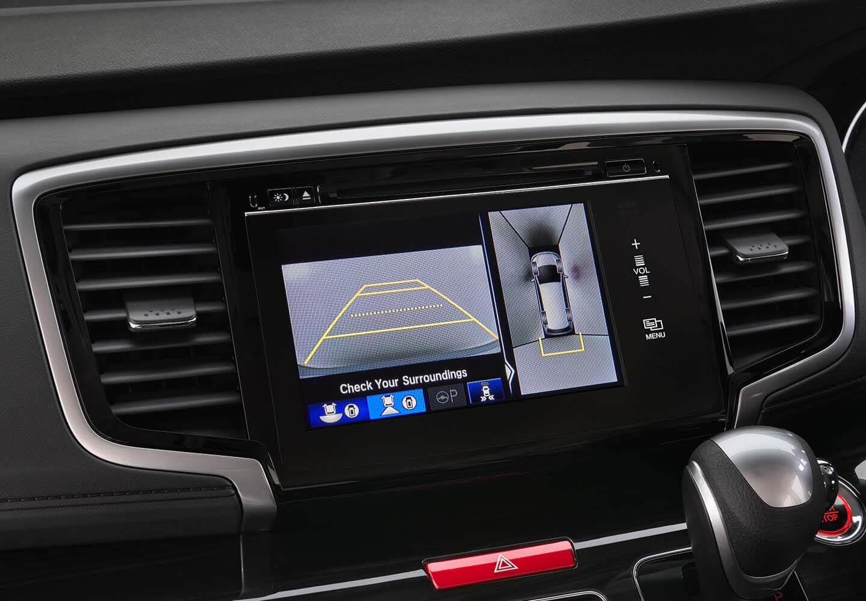 Odyssey Multi-View Camera