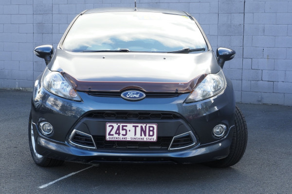 2013 Ford Fiesta WT Zetec Hatchback Image 2