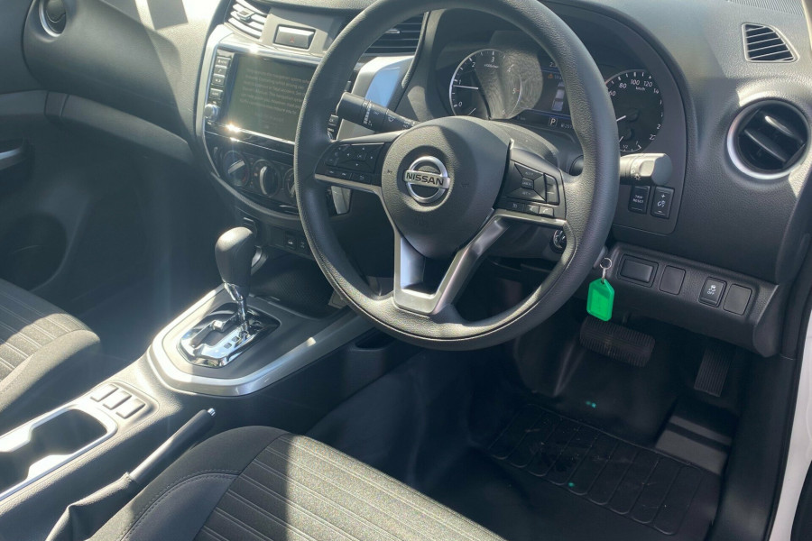 2021 Nissan Navara D23 Dual Cab SL Pick Up 4x4 Utility Image 6