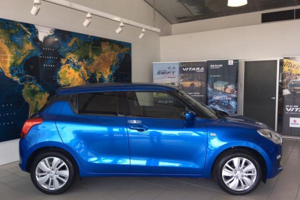 2019 MY17 Suzuki Swift AZ GL + Hatch Image 2