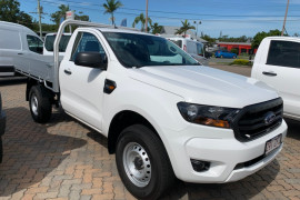 2019 MY19.75 Ford Ranger PX MkIII 4x2 XL Single Cab Chassis Hi-Rider Cab chassis Image 2
