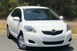 Toyota Yaris YRS NCP93R 10 Upgrade