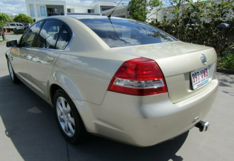 2007 Holden Berlina VE Sedan