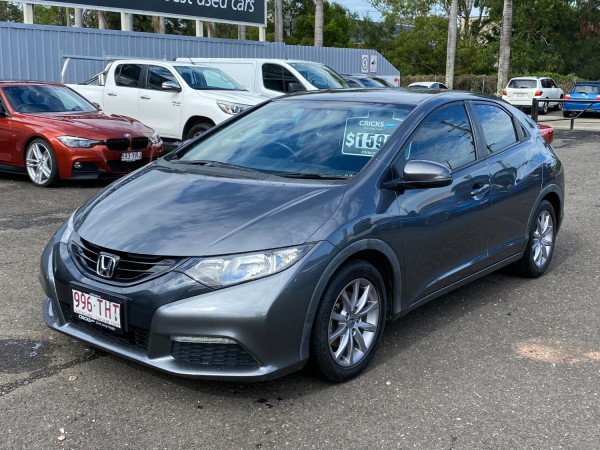 2013 Honda Civic 9th Gen  VTi-S Hatchback