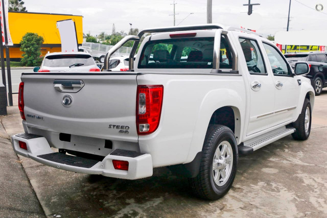 2020 MY18 Great Wall Steed K2 Dual Cab Diesel Cab chassis Image 3