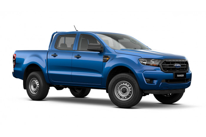 2021 MY21.75 Ford Ranger PX MkIII XL Hi-Rider Double Cab Utility