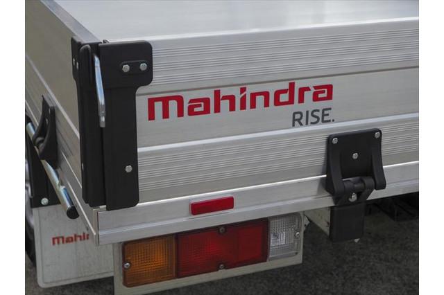2021 Mahindra Pik-Up (No Series) S6+ Traytop Image 4