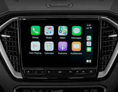 Apple CarPlay / Android Auto Image