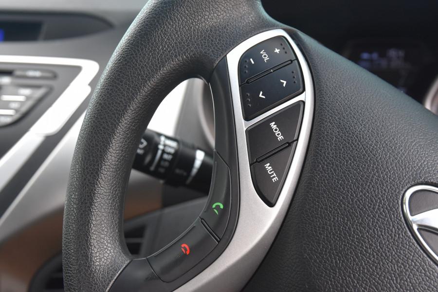 2012 Hyundai Elantra MD Active Sedan Image 11