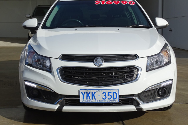 2015 Holden Cruze SRi 10 of 28