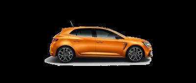 New Renault Megane R.S.