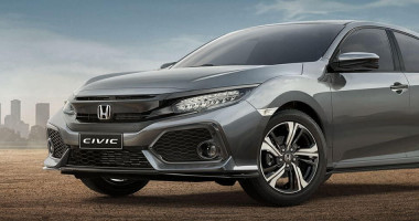 Civic Hatch