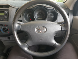 2008 Toyota HiLux TGN16R  WORKMATE Utility