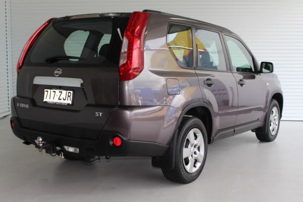 2010 Nissan X-Trail T31 MY10 ST Suv Image 2