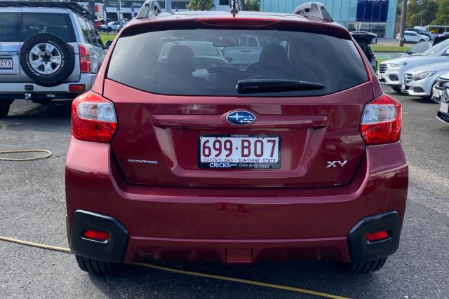 2012 Subaru XV 2.0i-S