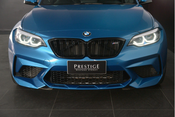 2018 BMW M2 Bmw M2 Competition Auto Competition Coupe Image 3