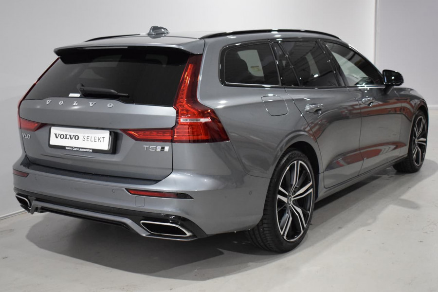 2019 Volvo V60 (No Series) MY20 T5 R-Design Wagon