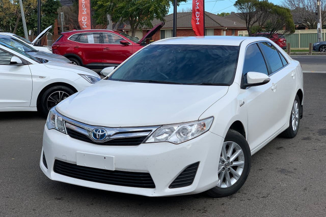 2013 Toyota Camry Hybrid H