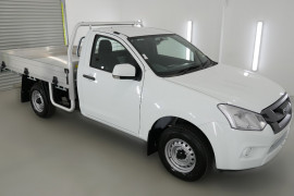 Isuzu UTE D-MAX 4x2 SX Single Cab Chassis Low-Ride --
