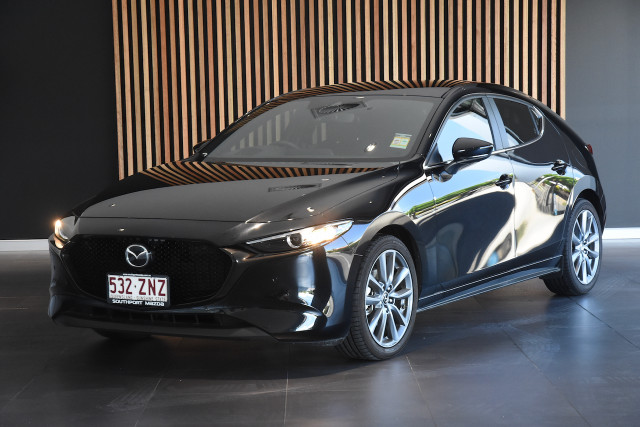 2019 Mazda 3 BP G25 Evolve Hatch Hatchback Image 1