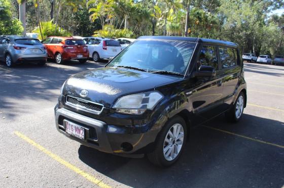 2009 MY10 Kia Soul AM Hatchback Hatchback