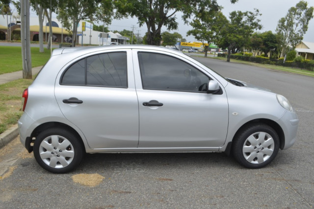 2010 Nissan Micra Hatchback