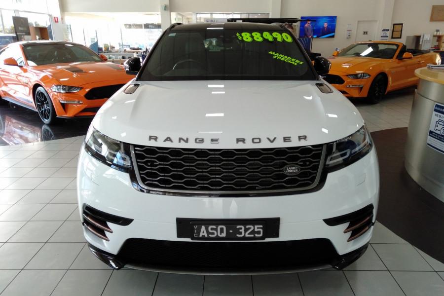 2018 Land Rover Range Rover Velar L560 MY18 D300 Suv