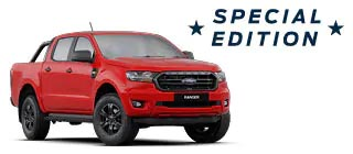 4x4 Ranger Sport Double Cab Pick-up Auto
