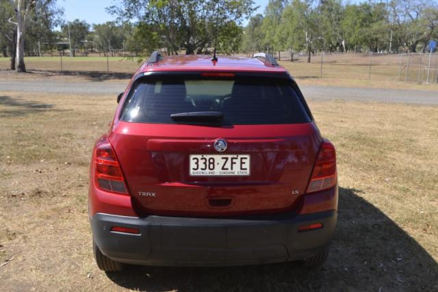 2013 Holden Trax LS