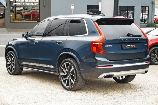 2021 Volvo XC90 L Series D5 Inscription Suv Image 5
