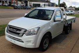 2020 MY19 Isuzu UTE D-MAX SX Single Cab Chassis High-Ride 4x2 Cab chassis - single cab Mobile Image 3