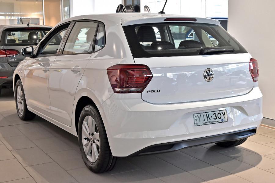 2018 Volkswagen Polo Comfortline