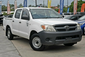 Toyota Hilux Workmate 4x2 TGN16R MY07