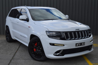 Jeep Grand Cherokee SRT WK MY15