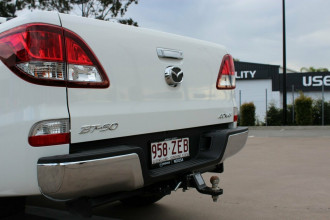 2019 Mazda BT-50 UR0YG1 XTR Utility Image 5