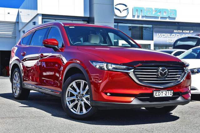 2018 Mazda CX-8 KG Asaki Suv