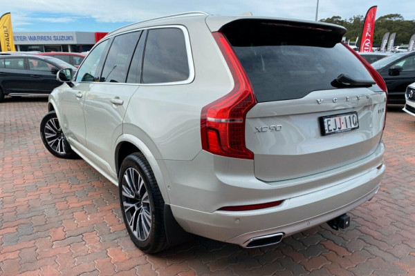 2019 MY20 Volvo XC90 L Series MY20 D5 Geartronic AWD Momentum Suv Image 4